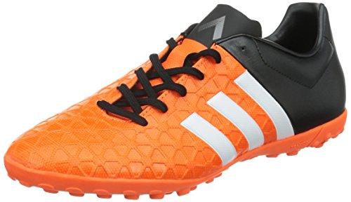 adidas Performance Herren Ace15.4 Tf Fußballschuhe Orange (Solar Orange/Ftwr White/Core Black)