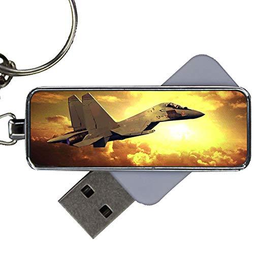 Stampa War Plane Creativo Utilizzare Per 8Gb Usb Flash Per Ragazzo Fatto Da Metallo