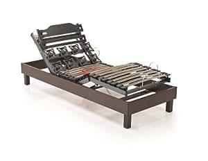 Alitea Relax Sommier électrique CONFORT RELAX PLUS 120-140 140x190