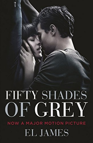 Book cover for Fifty Shades of Grey