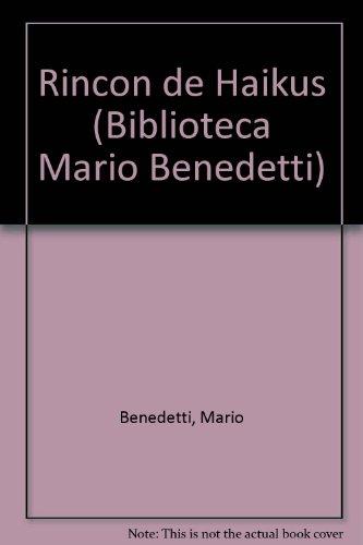 Pdf Rincón De Haikus Biblioteca Mario Benedetti Download Arthurlilian