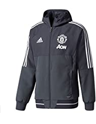adidas Men's Manchester United Fc Pre Jackets