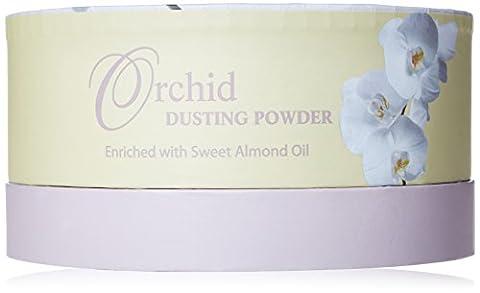 Bronnley Talc parfumé à l'orchidée 75 g