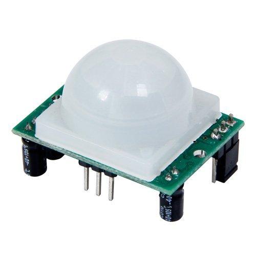 PIR Capteur Infrarouge Pyroélectrique Module Détecteur De Mouvement PIR 4,5-20V