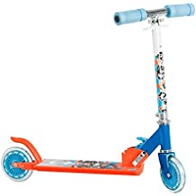 Vision One Move MO13_B_HUL_02 - Patinete para niño (mediano, 2 ruedas), color azul