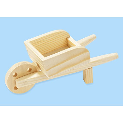 Holzschubkarre Holzschubkarre, 12