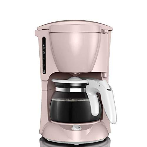 Filterkaffeemaschine Abnehmbarer Filter Und Kochplatte Filterkaffeemaschine 650 ML Für 5 Tassen...