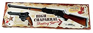 Edison Giocattoli High Chaparral Shooting Set