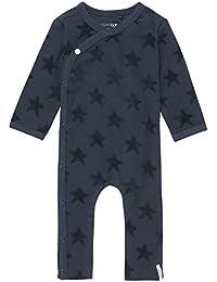 Noppies Unisex Baby Body U Playsuit Jrsy Asheville