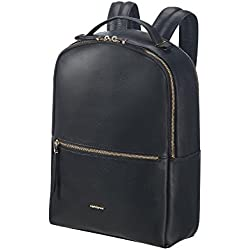 "SAMSONITE Backpack 14.1"" (Dark Navy) -Highline II  Mochila Tipo Casual, 0 cm, Azul"