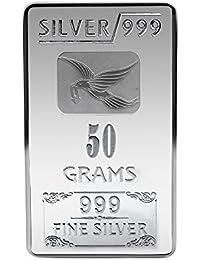 Joyalukkas 50 grams 999 Silver Bar