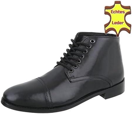 Cingant Man zapatos con cordones Hombre