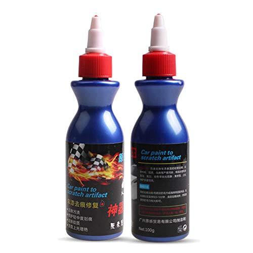 Alaojie Car Artifact Light Scratch Repair Wax Universal Auto Car Paint Dent Care Pen Polishing Repair Agents -