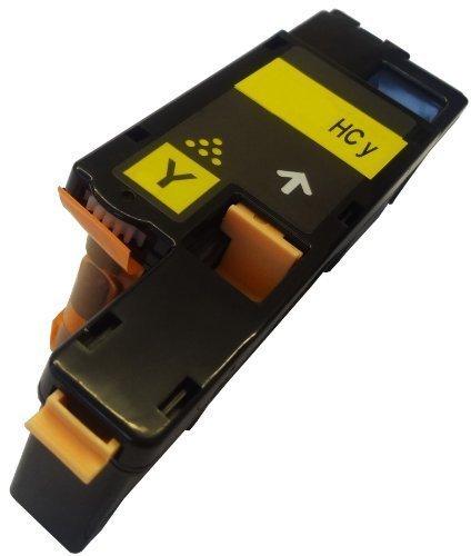 Bubprint Toner Yellow kompatibel für Xerox Phaser 6000 6010 WC6015