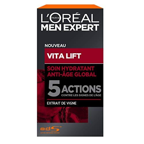 L'Oréal Men Expert - Soin Hydratant Anti-Âge Global pour...