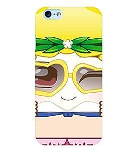Citydreamz Cute Cartoon/Funny/Faces/Smileys/Abstract Hard Polycarbonate Designer Back Case Cover For Vivo V5
