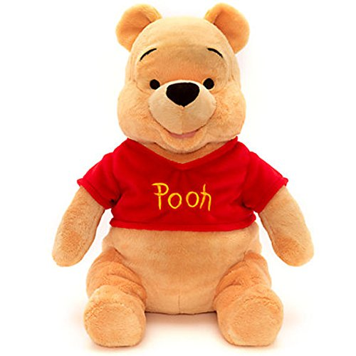 Official Disney Winnie The Pooh 35cm Soft Peluche Toy