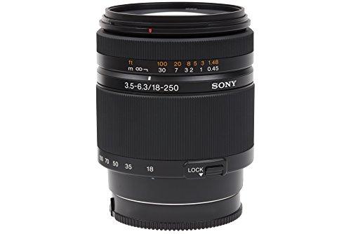 Bild 9: Sony SAL18250 18-250mm Super-Zoom-Objektiv (F3,5-6,3, A-Mount APS-C, geeignet für A77, A68, A58 Serien)
