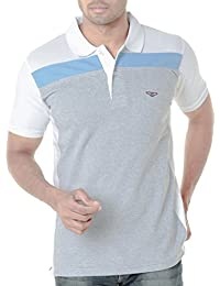 WEXFORD Men's Cotton Half Sleeve Polo T-Shirt