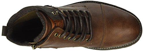 Tom Tailor 1685901, Bottes Classiques Homme Marron (Rust)