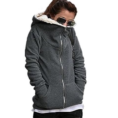 Minetom Dames De La Mode La Mode Casual Manteau À