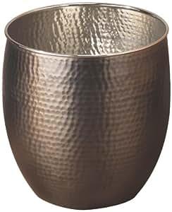 Decotex Decba12118wb Poubelle De Salle De Bain Cuivre 22 X