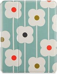 Belkin Orla Kiely Étui souple Bleu Coque pour iPad 2, 3, 4
