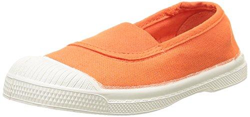 Bensimon E15002c157, Baskets Basses Mixte Enfant Orange (215 Orange)