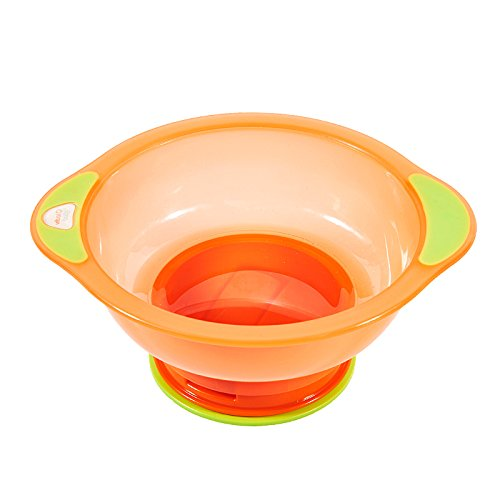 Vital Baby Suction Bowl Unbelievabowl (Orange)