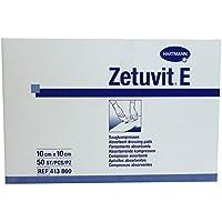 Zetuvit E Saugkompressen 10x10cm unsteril 50 Stk. preisvergleich bei billige-tabletten.eu