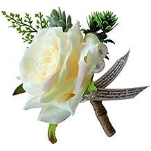Suchergebnis Auf Amazon De Fur Anstecker Hochzeit Blumen