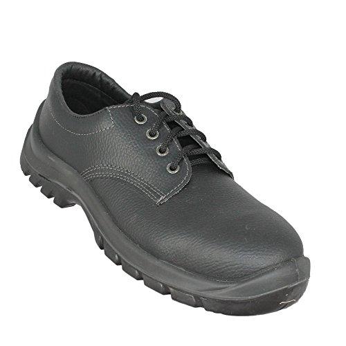 Tuf Business chuhe S1SRC Chaussures de travail Chaussures de sécurité plat noir Schwarz