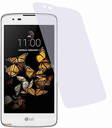4 Stück HARTBESCHICHTETE KRISTALLKLARE Displayschutzfolie für LG K8 4G Bildschirmschutzfolie Schutzhülle Displayschutz Displayfolie Folie (Lg Smartphone 3g)