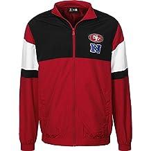 New Era F O R Track San Francisco 49ers Chaqueta