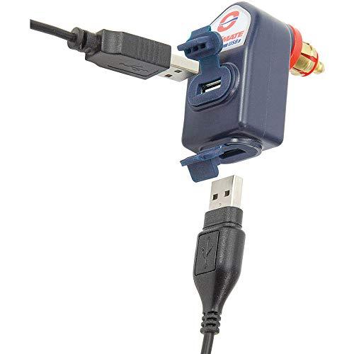 TecMate USB-Adapter 3300mA O105 5425006143370 3300 Usb