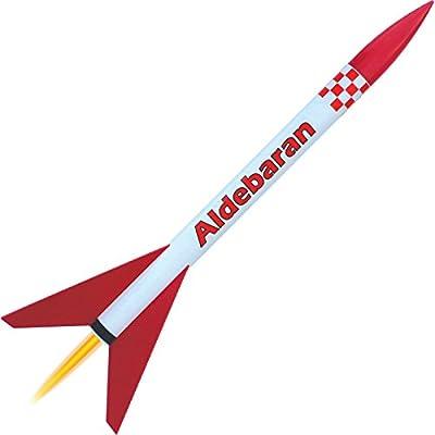 Fliegende Modellrakete Aldebaran von Raketenmodellbau Klima GmbH