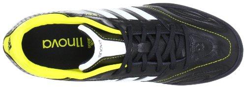 adidas Performance - 11nova Trx Tf, Scarpe da calcio Uomo Nero (Schwarz (BLACK 1 / RUNNING WHITE FTW / VIVID YELLOW S13)