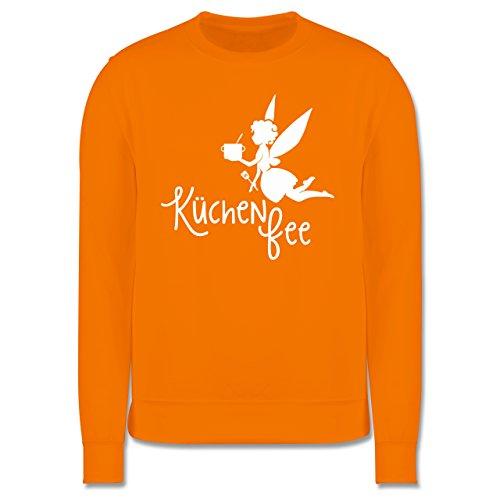 Küche - Küchen Fee - Herren Premium Pullover Orange