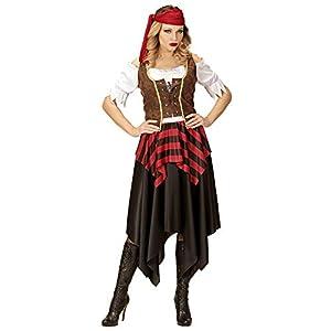 WIDMANN wdm05623?Disfraz pirata, multicolor, large
