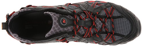 Merrell Waterpro Maipo, Chaussures de Running Compétition homme Black/Red