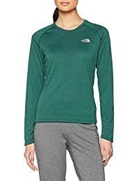 The North Face PERFORMANCE Camiseta, Mujer, Verde (Botanical Garde), M