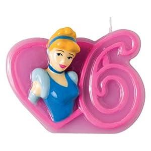 Unbekannt - Artículos de fiesta Princesas Disney (Dart 71330)