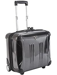 Savebag - Pilot Case Roller Cabine Noir Réf 18117/42- 43x24x50 cm - Cap: 30L