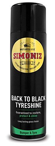Preisvergleich Produktbild Simoniz Back To Black Reifenglanz 500ml