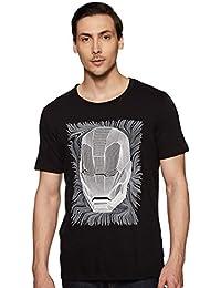 Indigo Nation Street Men's Printed Slim Fit T-Shirt