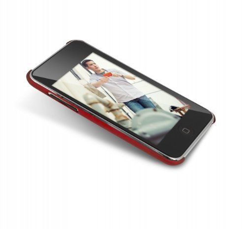 iFrogz Touch 2G 3G Luxe Lean-Rot - 3g Luxe Case