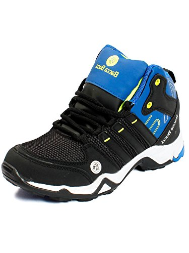 Bacca Bucci Men PU Blue Sport Shoes 10 UK
