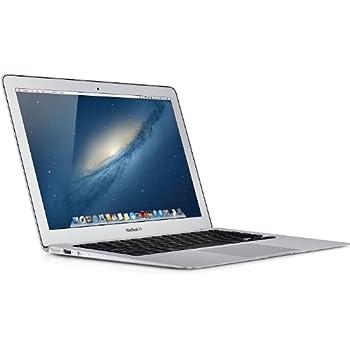 Apple MacBook Air 33,78 cm (13,3 Zoll) Notebook (Intel Core i5 4250U, 1.3GHz, Intel HD Graphics 5000, 4GB RAM, 128GB Flash-Speicher) - Modell Juni 2013