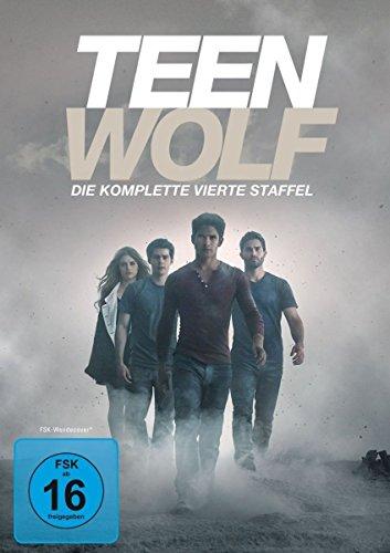 Teen Wolf - Staffel 4  (Softbox) [4 DVDs]