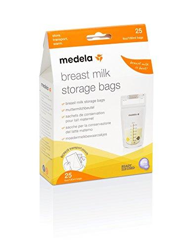 Medela 80404 - Bolsas almacenamiento conservar congelar